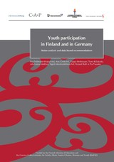 Youth participation in Finland and in Germany. Status analysis and data based recommendations