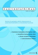 Nuorisotutkimus 4/2014